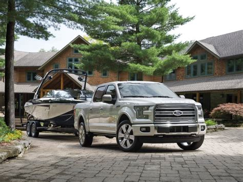 Why The Ford F150 Is The Best Selling Vehicle In America