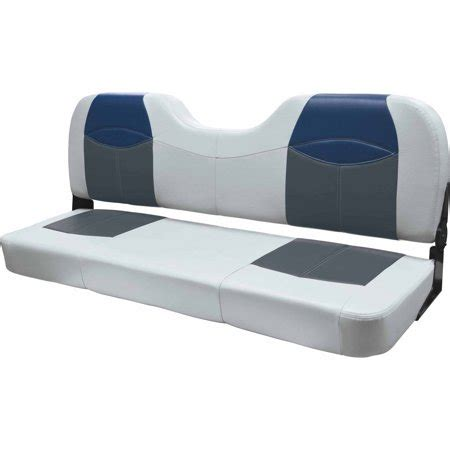 bench boat seats wise blast 48 quot bench seat walmart