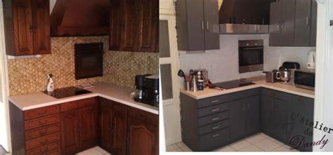transformer une cuisine rustique transformer cuisine rustique cuisine moderne ukbix
