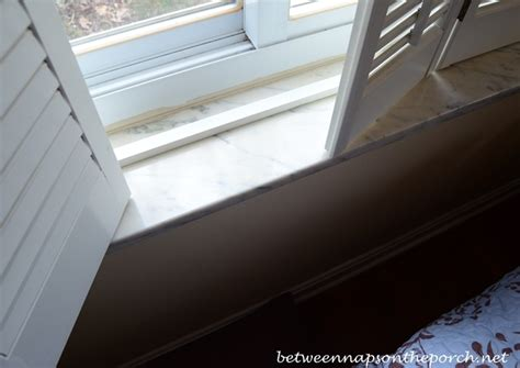 window marble sills sill historic betweennapsontheporch