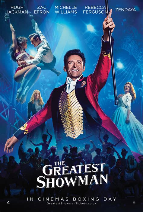 The story of american showman p.t. The Greatest Showman: Is this the greatest show? (Review)