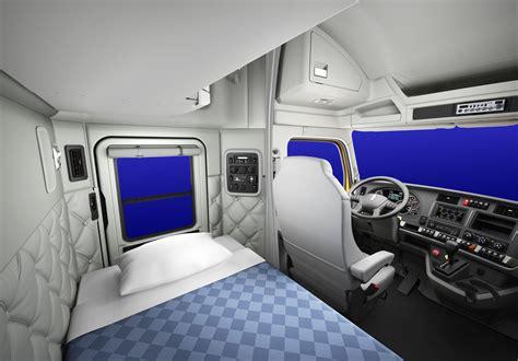sleeper interior view kenworth sleeper cabs interior view images truck