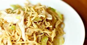 Larissa Another Day: Take-Out Style Chicken Lo Mein