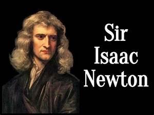 Sir Isaac Newton - YouTube