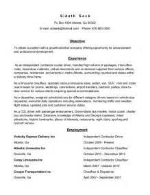 owner operator truck driver resume sle resume business owner operator ebook database