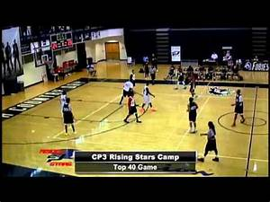 CP3 Rising Stars National Camp: Top 40 Game (2017) - YouTube