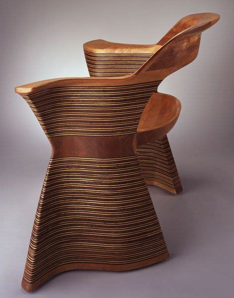 kerry vesper layered wood laminate chair awesome concept