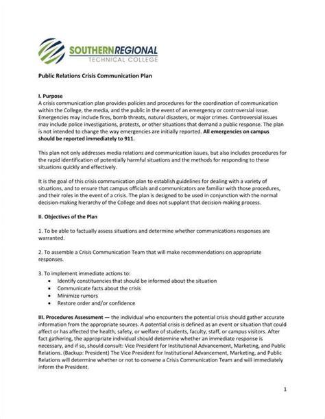 public relations proposal templates