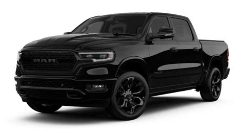 2020 dodge ram 1500 limited reviews 2020 ram 1500 limited gains stealthy black
