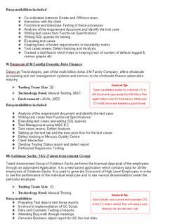 Effective Resume Formats by Cv Resume Resume Format Resume Sles Circum