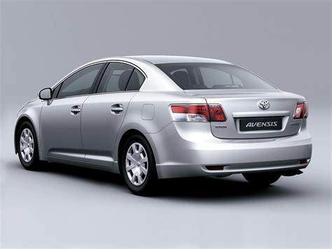 toyota sedan 2010 toyota avensis conceptcarz com