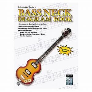 Alfred Bass Neck Diagram Book