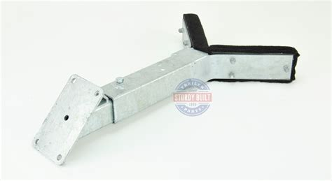 Boat Trailer Y Stop by Bow Rest Catcher Assembly For Boat Trailer Adjustable