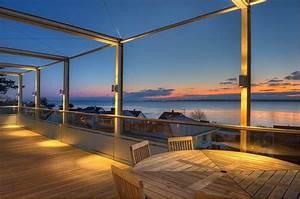 Stunning Modern Ocean View Home With Open Floor Plan