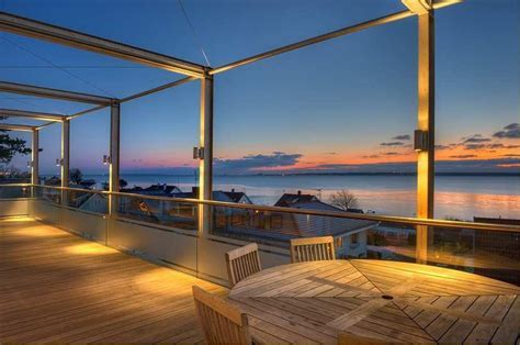 Stunning Modern Ocean View Home With Open Floor Plan