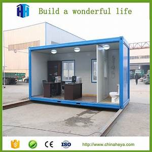 prefabricated expandable shipping container house building With cost of prefab metal buildings