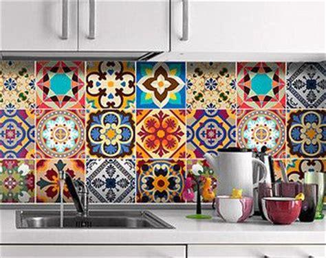 kitchen tile decals stickers 25 best ideas about portuguese tiles on blue 6249