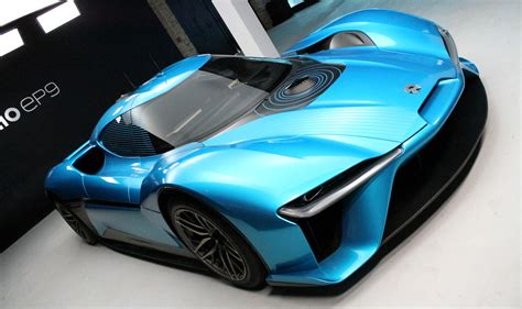 The Electric Car Company by Backed Electric Car Startup Nio Raises 1 Billion