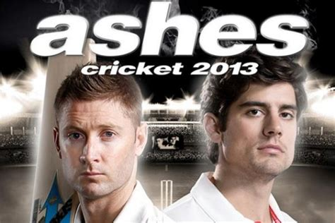 ashes cricket 2013 cancelled capsule computers