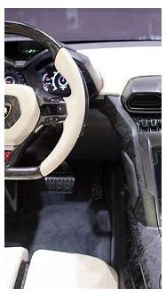 Hot cars: Lamborghini urus concept interior wallpaper inside.
