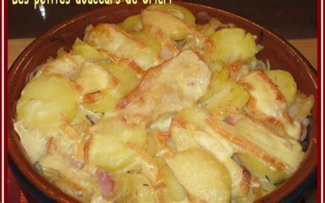 recette tartiflette au maroilles