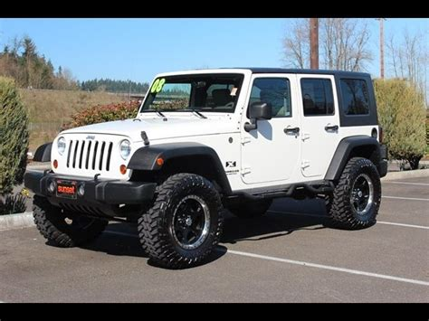 jeep wrangler unlimited  white dr google search