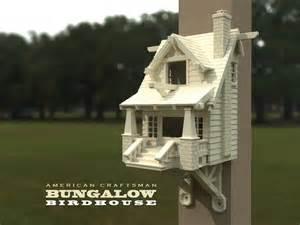 architectural plans for sale 3d vorlage amerikanisches bungalow vogelhäuschen