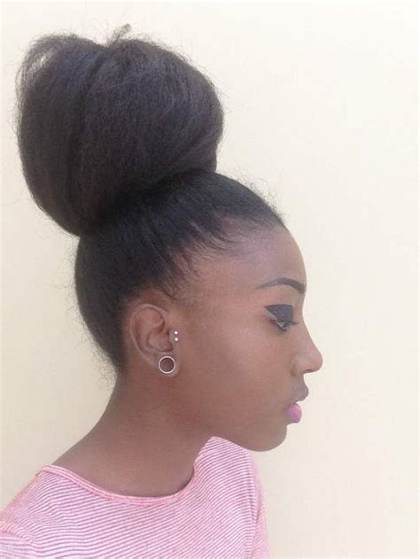 high bun hairstyle bun is amazing hair high bun hairstyles high bun and