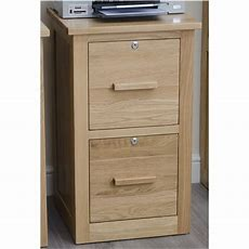 Solid Oak Furniture, Oak Filing Cabinet, Office Furniture
