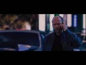 Start of Fast & Furious 7 - Jason statham comes in Fast ...