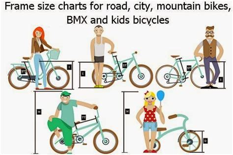 Check Bike Size Before You Buy