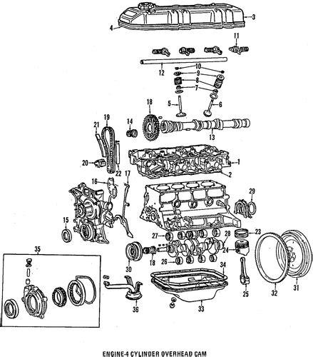 Pickup Repair Manual Exploded Parts Diagrams