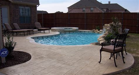 Pool Deck Coating Options by Swimming Pool Finishes Concrete Deck Paint Deck Kote