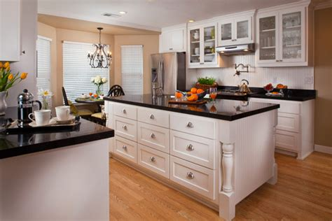 Dress Up Your White Shaker Kitchen Cabinets
