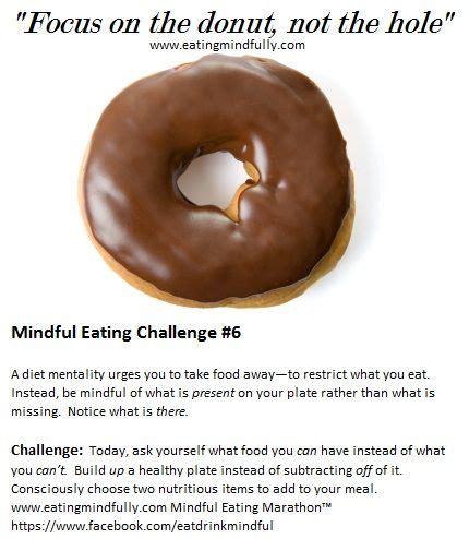 mindful eating challenge  wwweatingmindfullycom