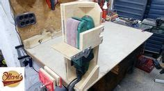 vertical belt sander mount ww tools
