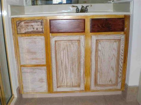 Refinishing Oak Kitchen Cabinets   Decor IdeasDecor Ideas