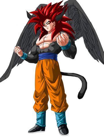 dark angel goku ssj   absalon  deviantart