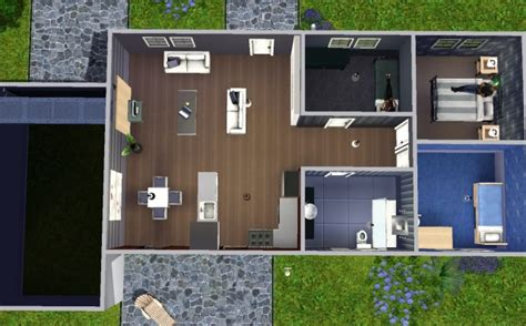 plan maison sims 3 plan maison sims 2 plan maison en longueur pictures to pin on