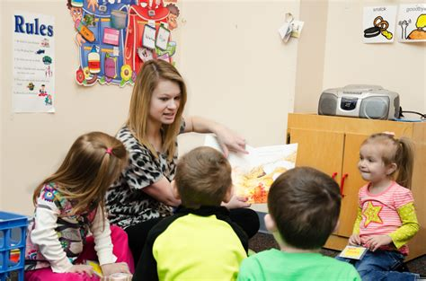 Early Childhood Education-Early College - Elkhart Area Career Center