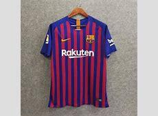 Le nouveau maillot du FC Barcelone 20182019