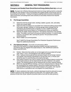 Lafd Chief U0026 39 S Regulation No 4 Program Manual 2014 By Los