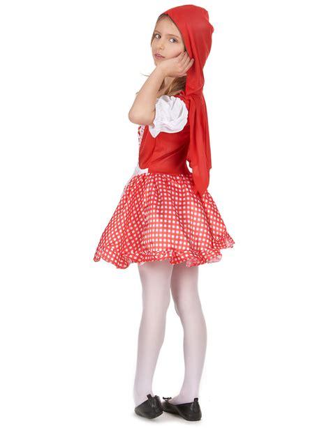 Disfraz de caperucita roja niña: Disfraces niños y