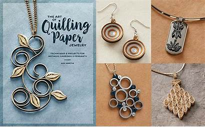 Paper Jewelry Quilling Quilled Stir Causes Always