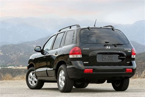 2006 Hyundai Santa Fe by 2006 Hyundai Santa Fe Ii Pictures Information And Specs
