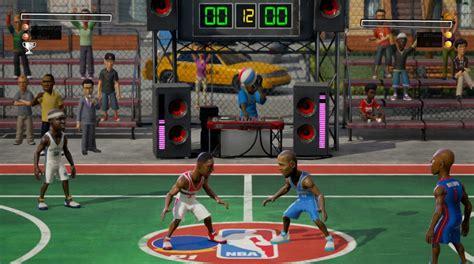 nba playgrounds  xbox  review  basketball game