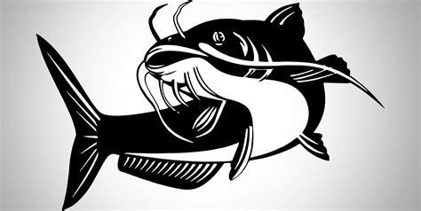 gratis gambar vector ikan lele cdr