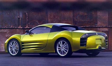 mitsubishi sst   concept cars