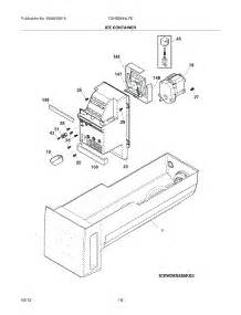 Parts For Frigidaire Fghblfe Refrigerator