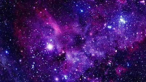 Flying Through Stars And Nebulae 4k Purple The Camera